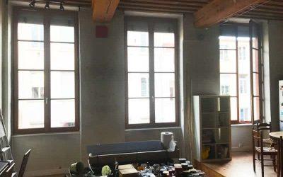Changer des fenêtres de grandes dimensions